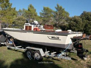 Boston whaler Boston 23 outrage