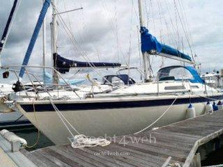 Westerly yachts Westerly 33 storm