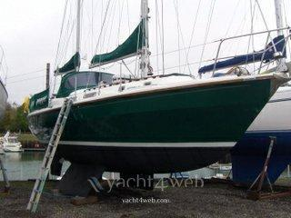 Westerly yachts Westerly 33 discus bilge keel
