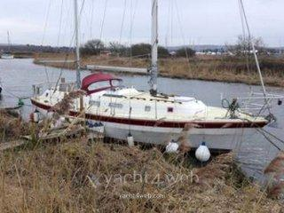 Westerly yachts Westerly 33 ketch bilge keel