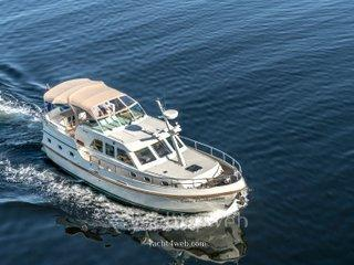 Linssen yachts Linssen 410 grand sturdy