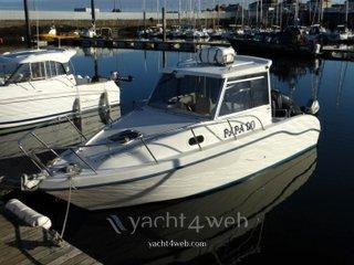 Saver 22 cabin fisher