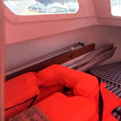 B2 marine B2 marine B2 500 cabine