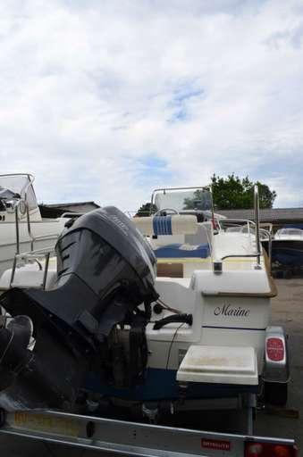 B2 marine B2 marine Cap ferret 500 cabine