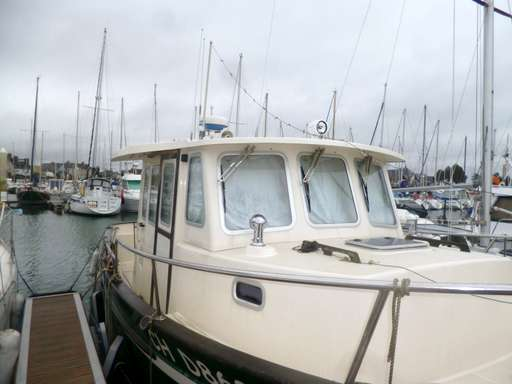 Rhea marine Rhea marine Rhea 850 timonier