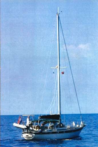 TRINTELLA TRINTELLA 38 sloop