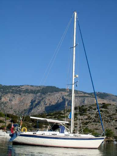 Westerly yachts Westerly yachts Westerly 41 oceanlord