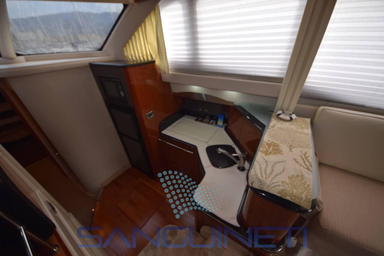 Sea ray 455 sedan bridge - Fotos Dentro de 8