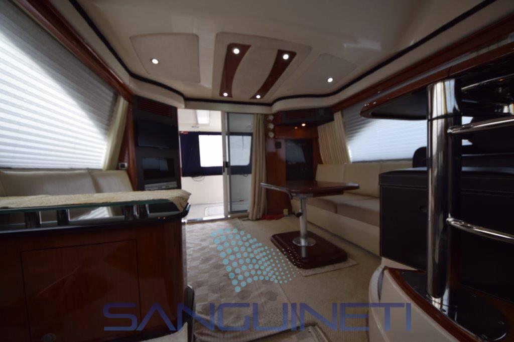 Sea ray 455 sedan bridge - Fotos Dentro de 1