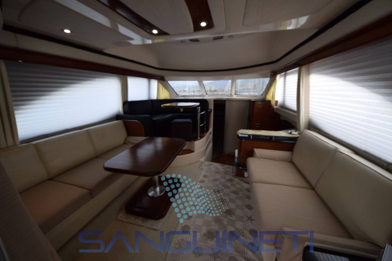 Sea ray 455 sedan bridge - Fotos Dentro de 4