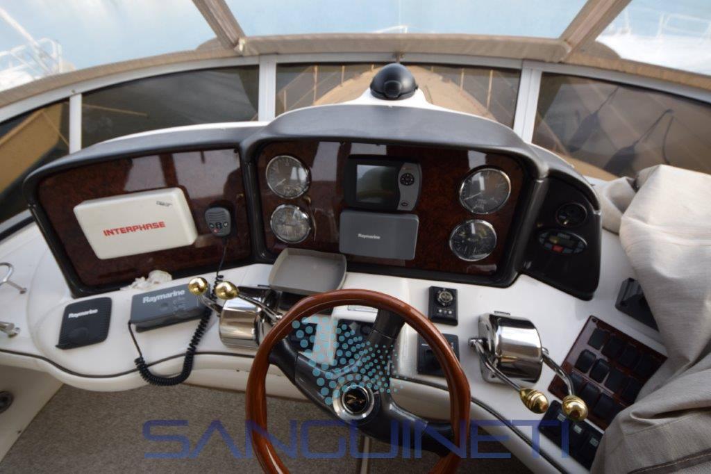Sea ray 455 sedan bridge - Fotos Instrumentación 1