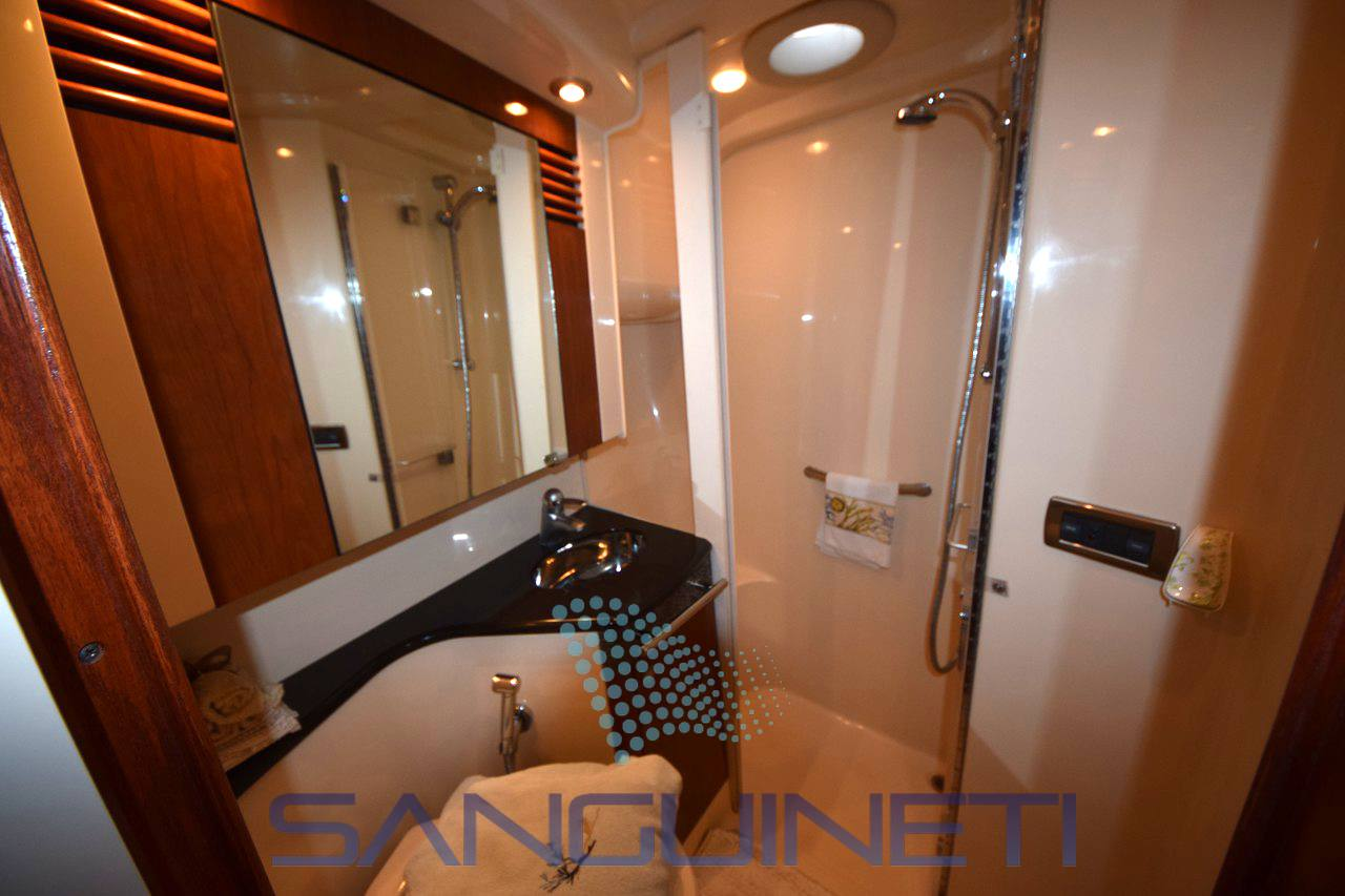 Sea ray 455 sedan bridge - Fotos Servicio higiénico 2