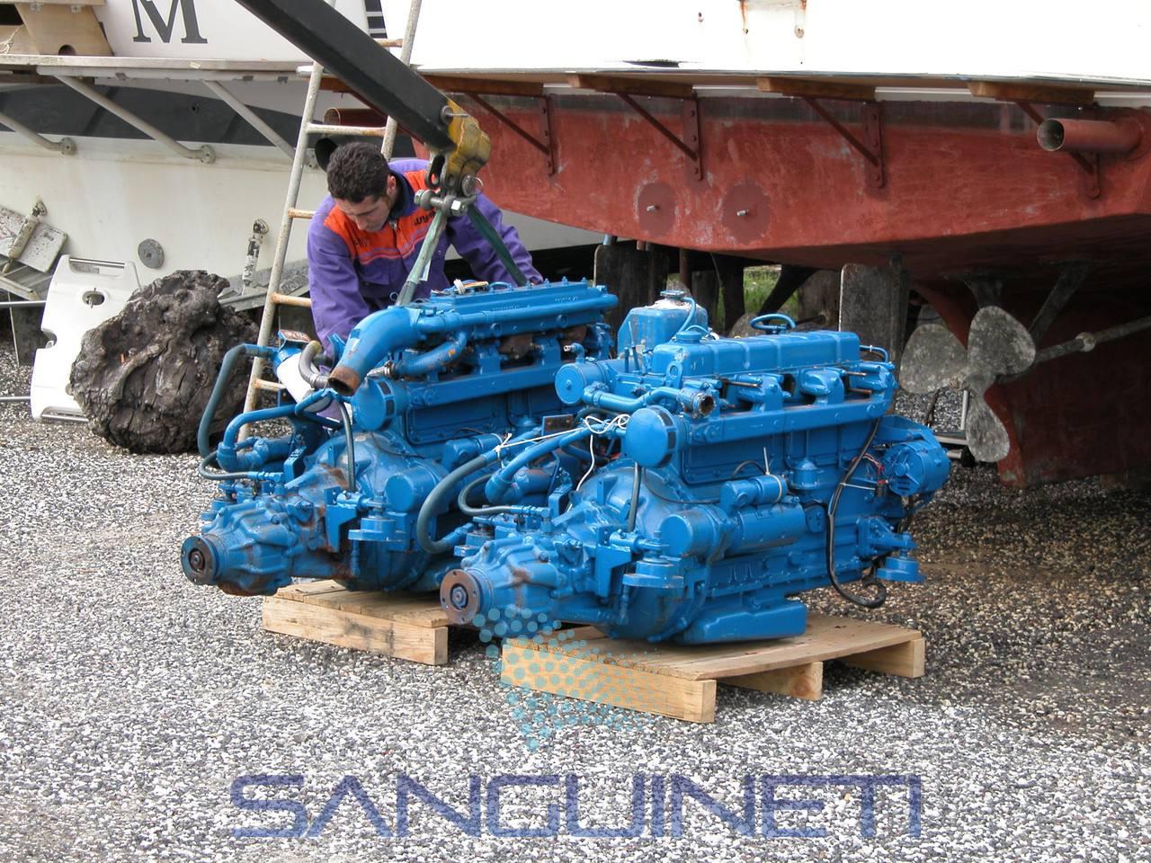 Hershine 37 Engine