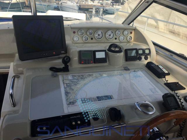 Sealine S 36 Ambassador motor boat