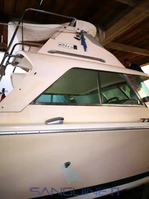 RIVA Bertram 25 used