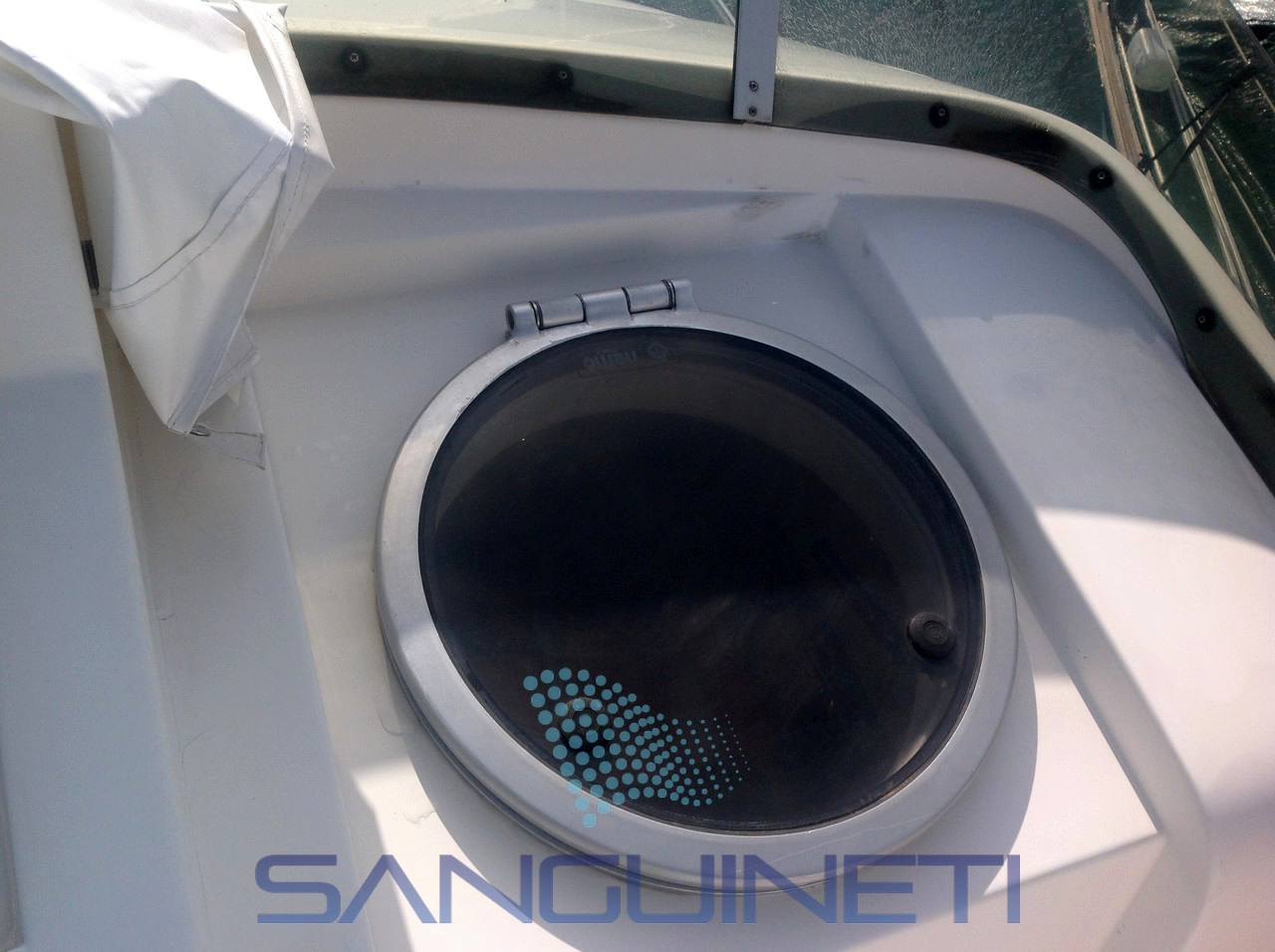 Gianetti 46 motor boat