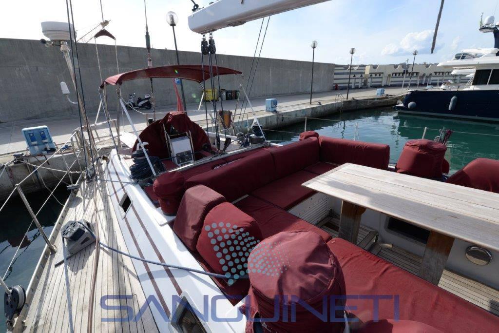 Nautor Swan 651 bateau à voile