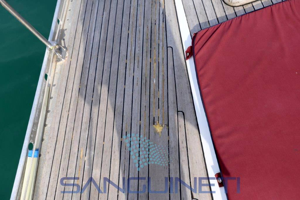 Nautor Swan 651 Sail cruiser