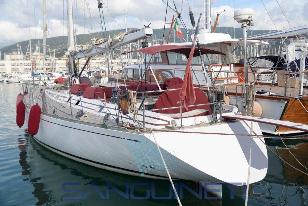 Nautor Swan 651 Sailing boat used for sale
