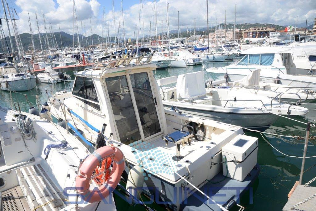 Tuccoli 25 Barca a motore usata in vendita