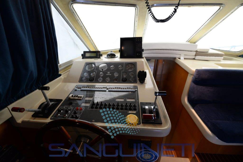 Sagemar Sagene 35 Barca a motore usata in vendita