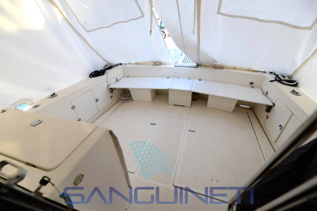 Sagemar Sagene 35 barca a motore