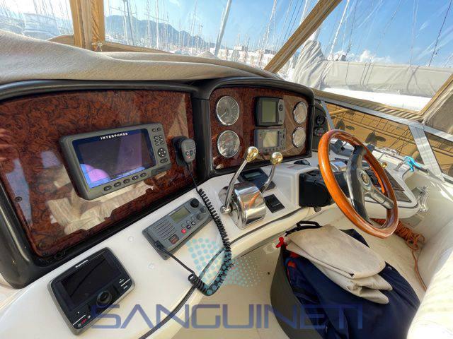 Sea Ray 455 sedan bridge 2004