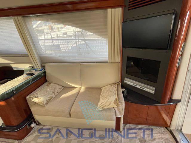 Sea Ray 455 sedan bridge motor boat