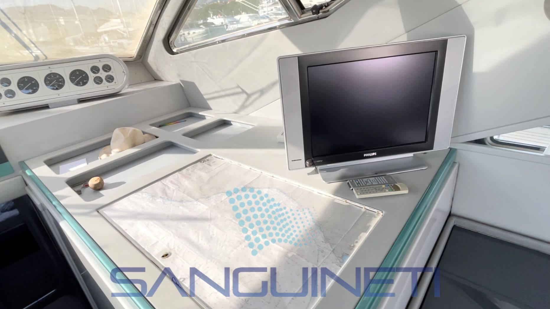 Ferretti 44 Barca a motore usata in vendita