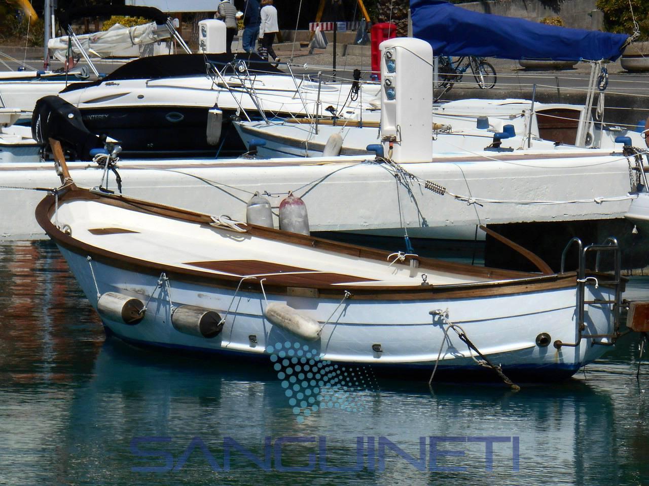 Ruocco Armonia barca a motore