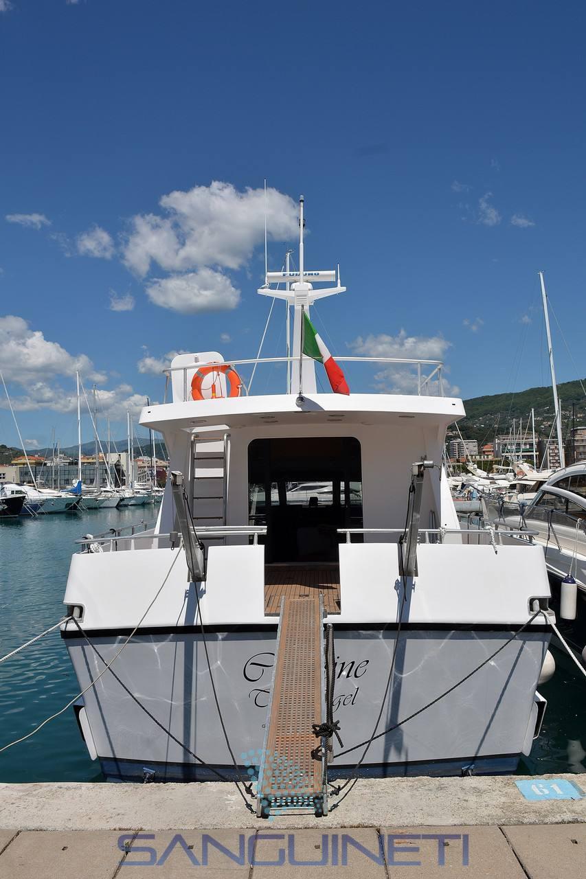 Crestitalia Maiora 50 Motor boat used for sale