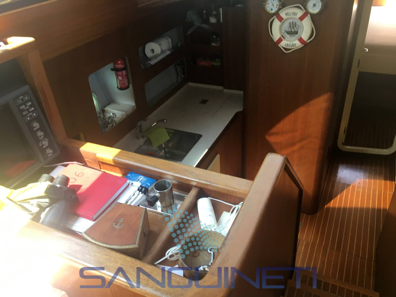 Cantiere Navale  Di Capua Puma 12 barca a motore