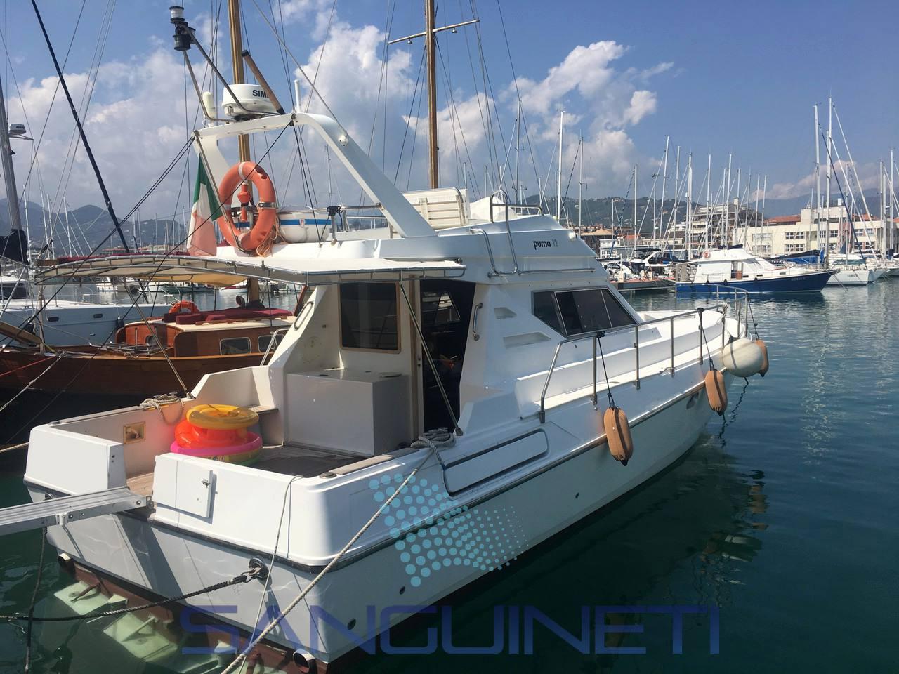 Cantiere Navale  Di Capua Puma 12 Barca a motore usata in vendita
