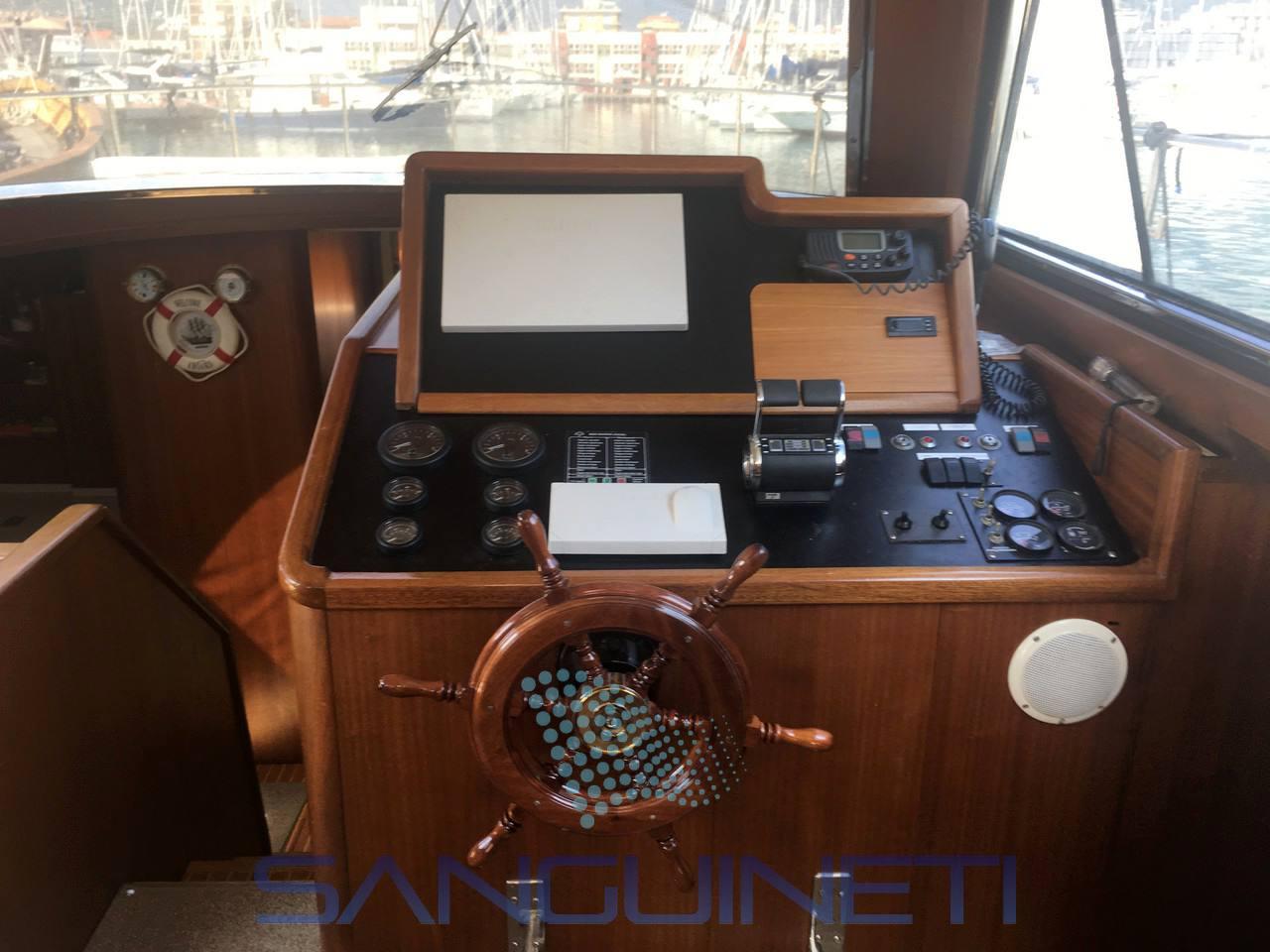 Cantiere Navale  Di Capua Puma 12 Fisherman