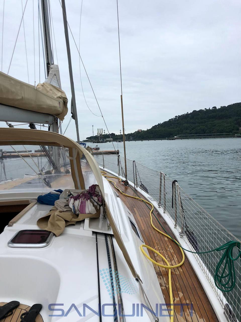 Hanse 470.e Sailing boat used for sale