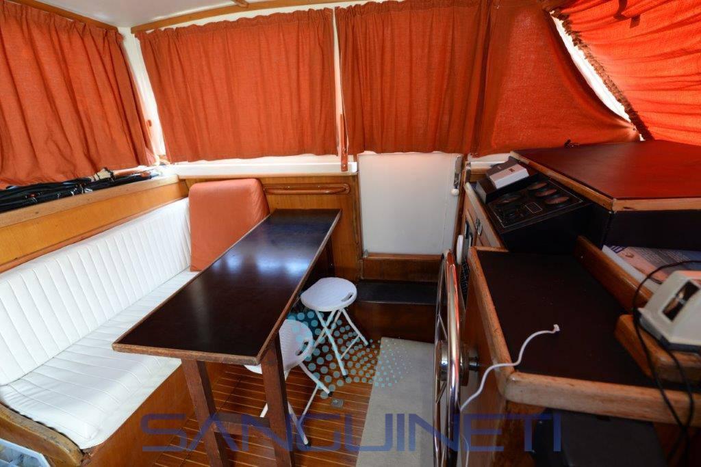 AUTOMARINE Tortuga 38 Barca a motore usata in vendita