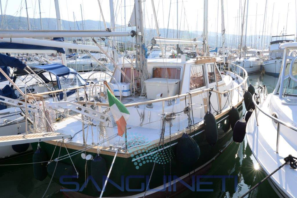 AUTOMARINE Tortuga 38 barca a motore