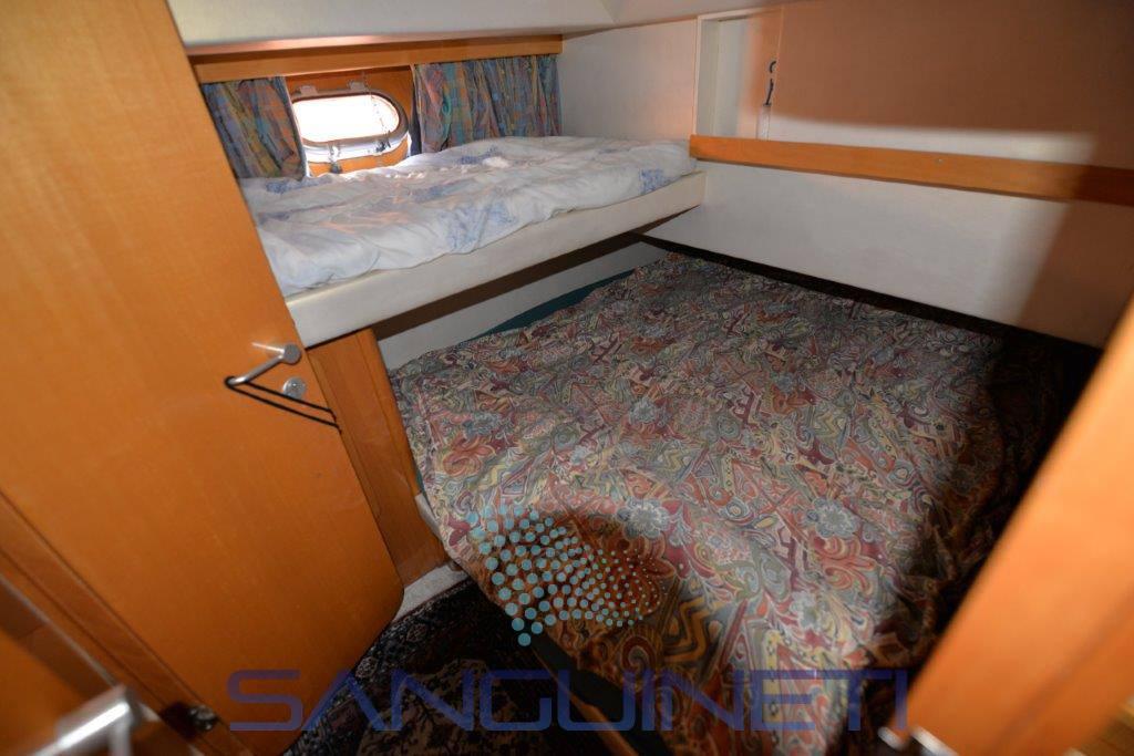 Raffaelli Middle fly bateau à moteur
