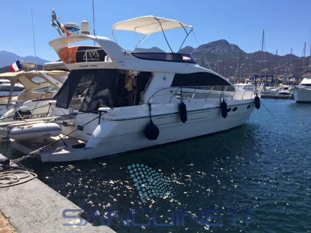ENTERPRISE MARINE 46 motor boat