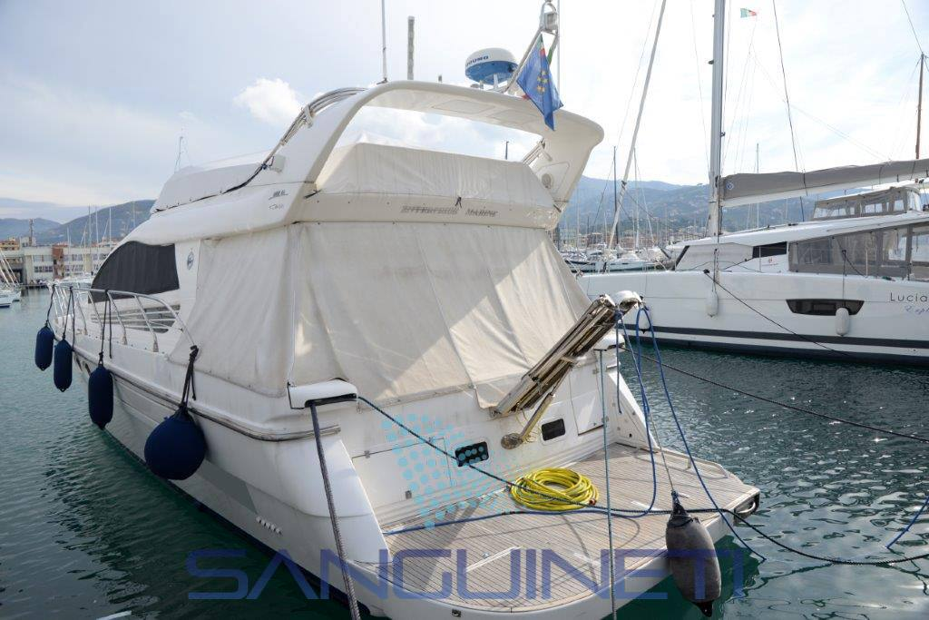 ENTERPRISE MARINE 46 Motor boat used for sale