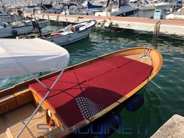 Cantieri del Sud Gozzo pontato Motor boat used for sale