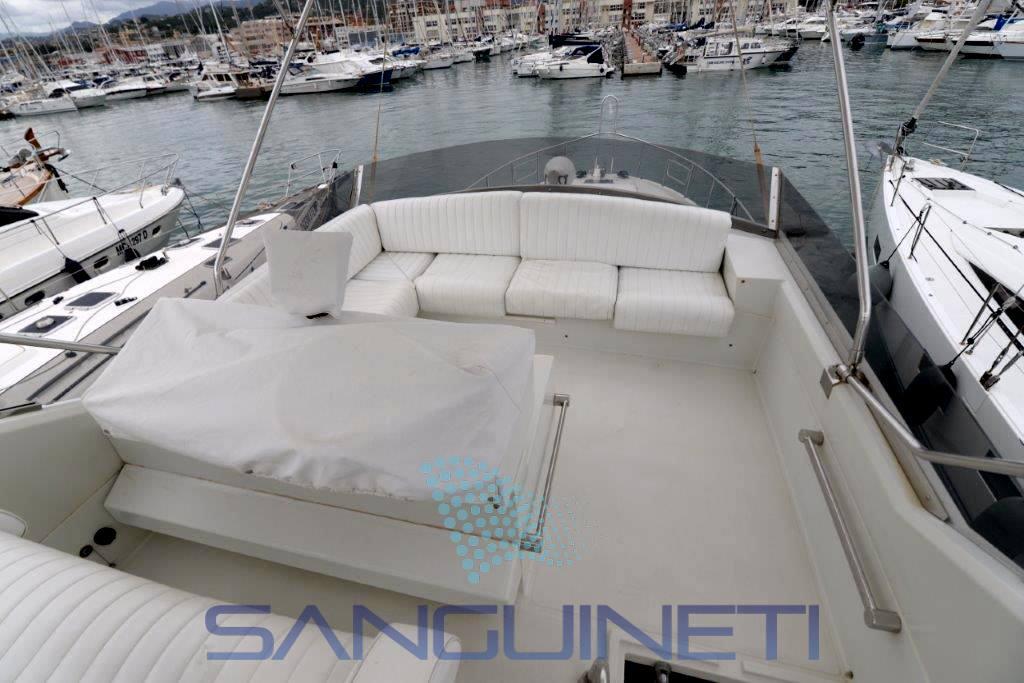 MOCHI CRAFT 44 motor boat