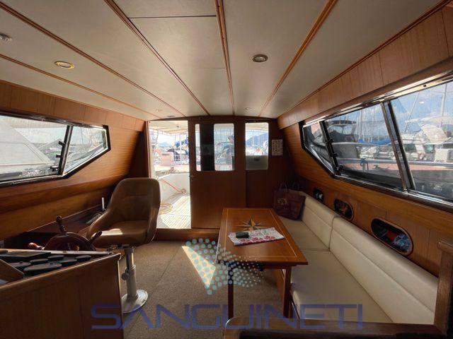 Cantiere Navale  Di Capua Puma 12 Motor boat used for sale