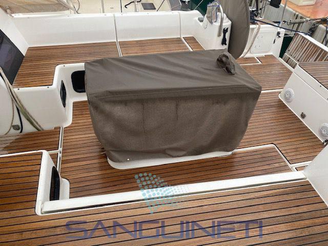 Dufour 500 grand large sailing boat