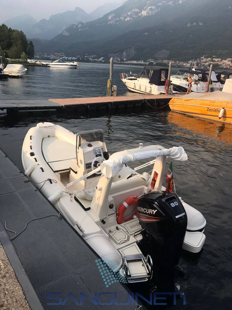 Mar.co 17 Gommone used boats for sale