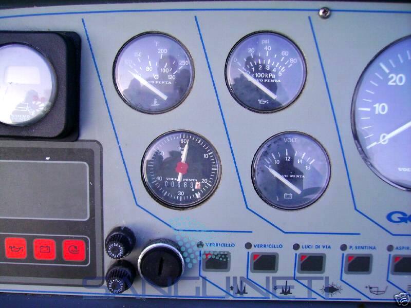 Gobbi 23 offshore barca a motore