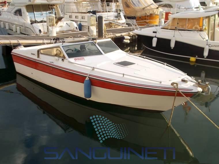 Gobbi 23 offshore Barca a motore usata in vendita