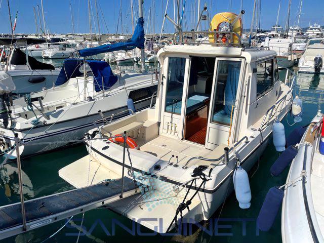 Intermare Vegliatura 700 Motor boat used for sale