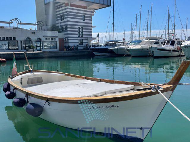 Ruocco Armonia Barca a motore usata in vendita