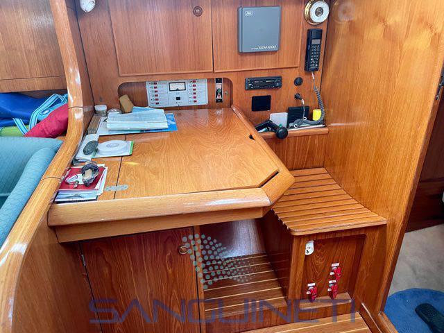 Jeanneau Sun odyssey 37.2 barca a vela
